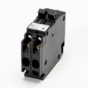 Siemens® VPKQ1515 duplex Circuit Breaker Type QT Class CTL Twin 15A/15A Clamshell Packaged