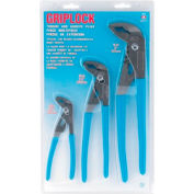 Channellock® Griplock® GLS-3 3 Piece Offset Tongue & Groove Plier Set