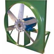 """Canarm ADDR36T30500B 36"""" Reversible Direct Drive Three Phase Wall Fan  5HP 16200 CFM"""