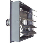 "Canarm SD24-XPF, Explosion Proof Panel Exhaust Fan, 24"" 1/3 HP 5500 CFM"