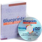 CLMI Safety Training FLSDVD, Blueprints for Safety® Forklift Safety DVD