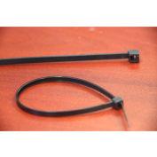 "8"" 50 LB UV Black Standard Cable Ties - 1000 Pack"