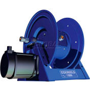 Coxreels 1125PCL-8-H HD Motorized Power Cord Reel: 250'/12 Ga & 200'/10 Ga Cap,30A,Hydraulic Motor
