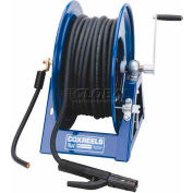 Large Capacity Hand Crank Welding Cable Reel For Arc Welding: Holds Up To 300' Of #2 Cable