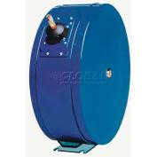 "Spring Rewind Enclosed Hose Reel For Air/Water: 1/4"" I.D., 50' Hose, Less Hose, 300 PSI"