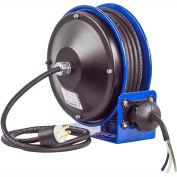 Coxreels PC10-3012-X Compact Efficient Heavy Duty Power Cord Reel w/ No Accessory, 12 Ga.