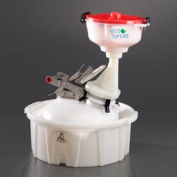 "ECO Funnel® EF-8-Justrite-B2-SYS 8"" ECO Funnel System, 2 Gal Safety Can & Secondary Container"
