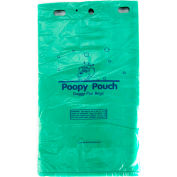 Poopy Pouch Pet Waste Header Bags, 12 Packs of 200 Bags/Pack