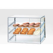 """Cal-Mil 1202 3 Tray Large Econo Case 27""""W x 20""""H x 20""""D"""