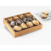 "Cal-Mil 1339-60 Bamboo Tray 16""W x 11""D x 2""H"