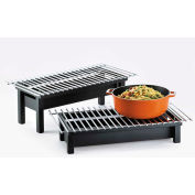 "Cal-Mil 1348-22-13 One by One Chafer Alternative 22""W x 12""D x 4""H"