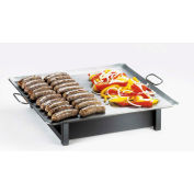 "Cal-Mil 1461 Optional Griddle For Square Action Station 23""W x 23""D x 1""H"