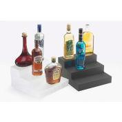"Cal-Mil 1491-69 Classic Bottle Display 12""L x 13""W x 6-3/4""H Graphite"