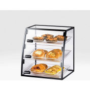 """Cal-Mil 1708-1318 Curved Iron Display Case 18""""W x 16""""D x 21""""H"""