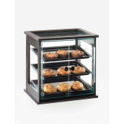 "Cal-Mil 284-S-96 Midnight Bakery Display Case 21""W x 16-1/4""D x 22-1/2""H"