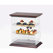 "Cal-Mil 814-52 Westport Display Case 17-1/2""W x 14""D x 19-1/4""H"