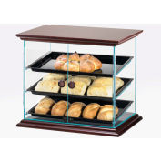 "Cal-Mil 815-52 Westport Self-Serve Display Case 21""W x 16-3/4""D x 18-1/4""H"