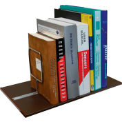 C-Line Products Book Tray, Brown, 8 5/8 x 17, 1/EA