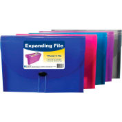 C-Line Products 7-Pocket Letter Size Expanding File - Pkg Qty 4