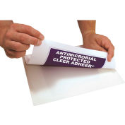 C-Line Products Cleer Adheer Laminating Film with Antimicrobial Protection, 9 x 12, 50/BX