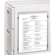 C-Line Products Magnetic Shop Ticket Holder, 9 x 12, 15/BX