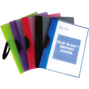 C-Line Products Snap 'N Go Reusable Envelope, Assorted (Colors May Vary) - Pkg Qty 12