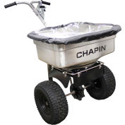 Chapin 100 Lb. Stainless Steel Professional Rock Salt Spreader