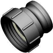 "S100x8 Female Buttress x 3"" Part A Camlock Adapter"