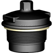 """2"""" Male NPS Threaded Dual Action Vent With 4psi Spring"""