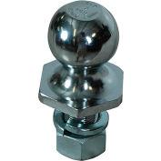 """Reese Towpower Chrome Interlock Hitch Ball - 2"""" Dia. X 1"""" X 2"""" 6000 Lb. Cap. - 7008300"""