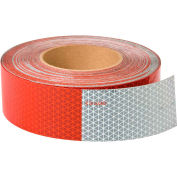 "Reese® Towpower Reflective Conspicuity Tape 86063, 2""W x 150'L , Red/White"