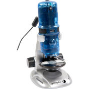 Celestron Amoeba Digital Microscope - Blue