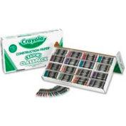 Crayola® Construction Paper Crayons Classpack, Nontoxic, 16 Colors, 400/Box