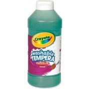 Crayola® Artista II® Washable Tempera Paint, Nontoxic, 16 oz., Green