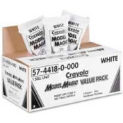 Crayola® Model Magic Clay Value Pack, 6 lb., White, 12/Carton