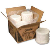 Crayola® Air Dry Clay Value Pack, 25 lb., White, 4/Pack