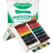 Crayola® Colored Pencils Classpack, 14 Assorted Colors, 462/Box