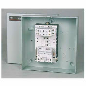 GE CR463L80AJA10A0 Lighting Contactor Panel w/NEMA 1 Enclosure, 30A, 8 pole (8)NO, 120V