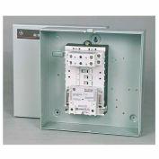 GE CR463L91AJA10A0 Lighting Contactor Panel w/NEMA 1 Enclosure, 30A, 10 pole (9)NO (1)NC, 120V
