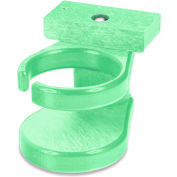 """Generations Adirondack Chair Cup Holder, Lime Green, 6""""L x 4""""W x 4""""H"""