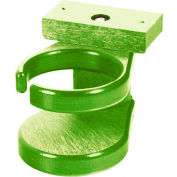 "Generations Adirondack Chair Cup Holder, Kiwi Lime, 6""L x 4""W x 4""H"