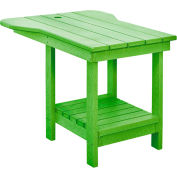 "Generations Tete A Tete Table, Kiwi Green, 18""L x 14""W x 21""H"