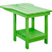 """Generations Tete A Tete Table, Kiwi Green, 18""""L x 14""""W x 21""""H"""