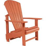 """Generations Upright Adirondack Chair, Cedar, 27""""L x 31""""W x 44""""H"""