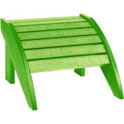 """Generations Footstool, Kiwi Green, 18""""L x 17""""W x 12""""H"""