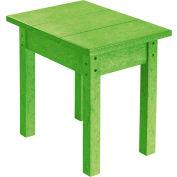 """Generations Small Side Table, Kiwi Green, 17""""L x 17""""W x 17""""H"""