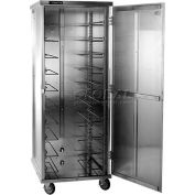 Cres-Cor, Non-Insulated Universal Angle Utility Cabinet, 13 Tray Capacity - 103-UA-13D