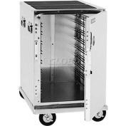 """Cres-Cor, Insulated Half-Size Transport Cabinet, 8 Tray Capacity, 12"""" x 20"""" Trays - 309-128C"""
