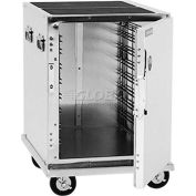 """Cres-Cor, Insulated Half-Size Transport Cabinet, 8 Tray Capacity, 18"""" x 26"""" Trays - 309-188C"""