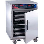 Cres-Cor, Insulated S/S AquaTemp Half-Size Roast-N-Hold Convection Oven - CO-151-HW-UA-6D